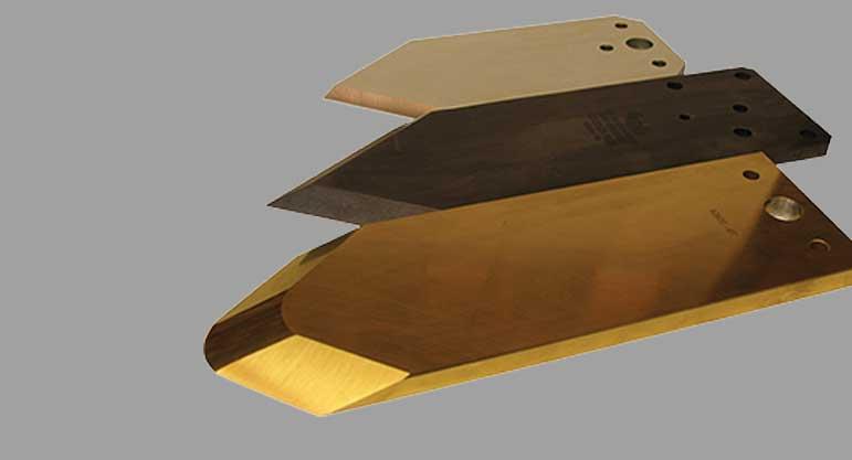 hydroform blades